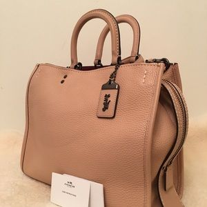 Coach 1941 Rogue Nude Pink